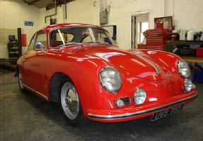 Wanted Porsche 356   Westside Motors